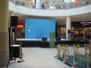 Upper Canada Mall Stage