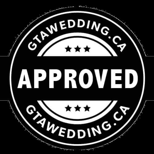 GTA Wedding Approved